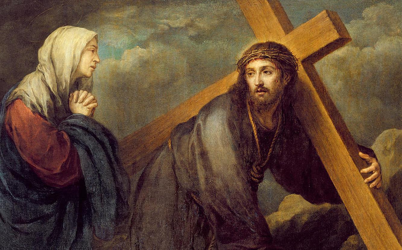 christ-at-calvary-bartolome-esteban-murillo