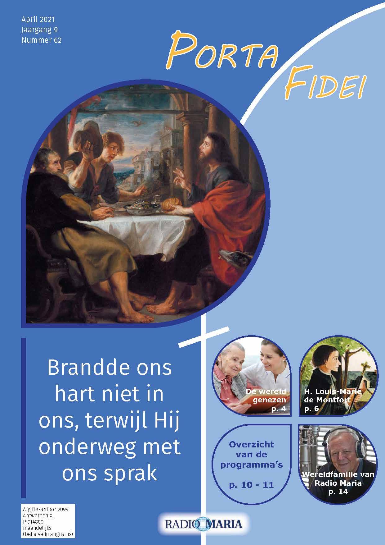 Portafidei62cover