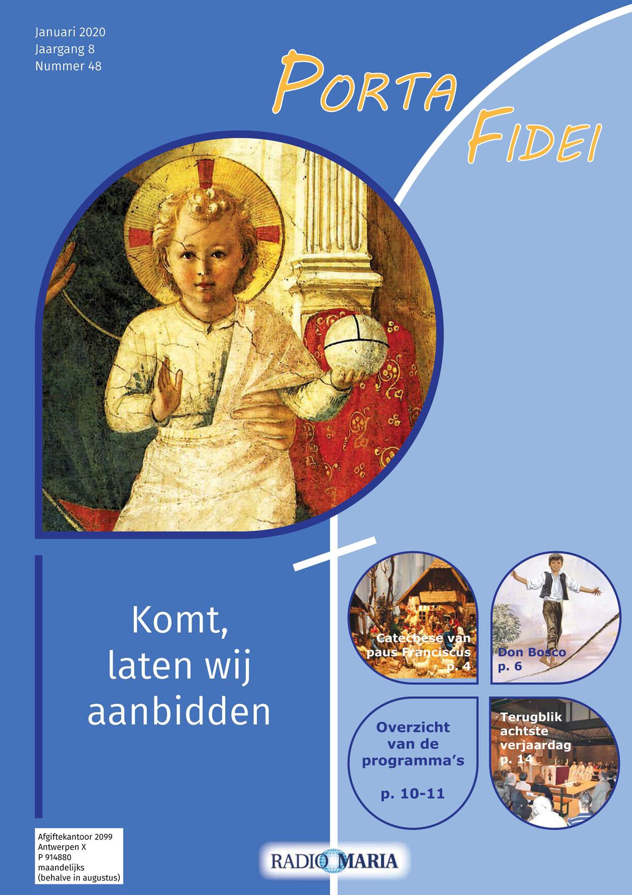 portafidei 48 cover