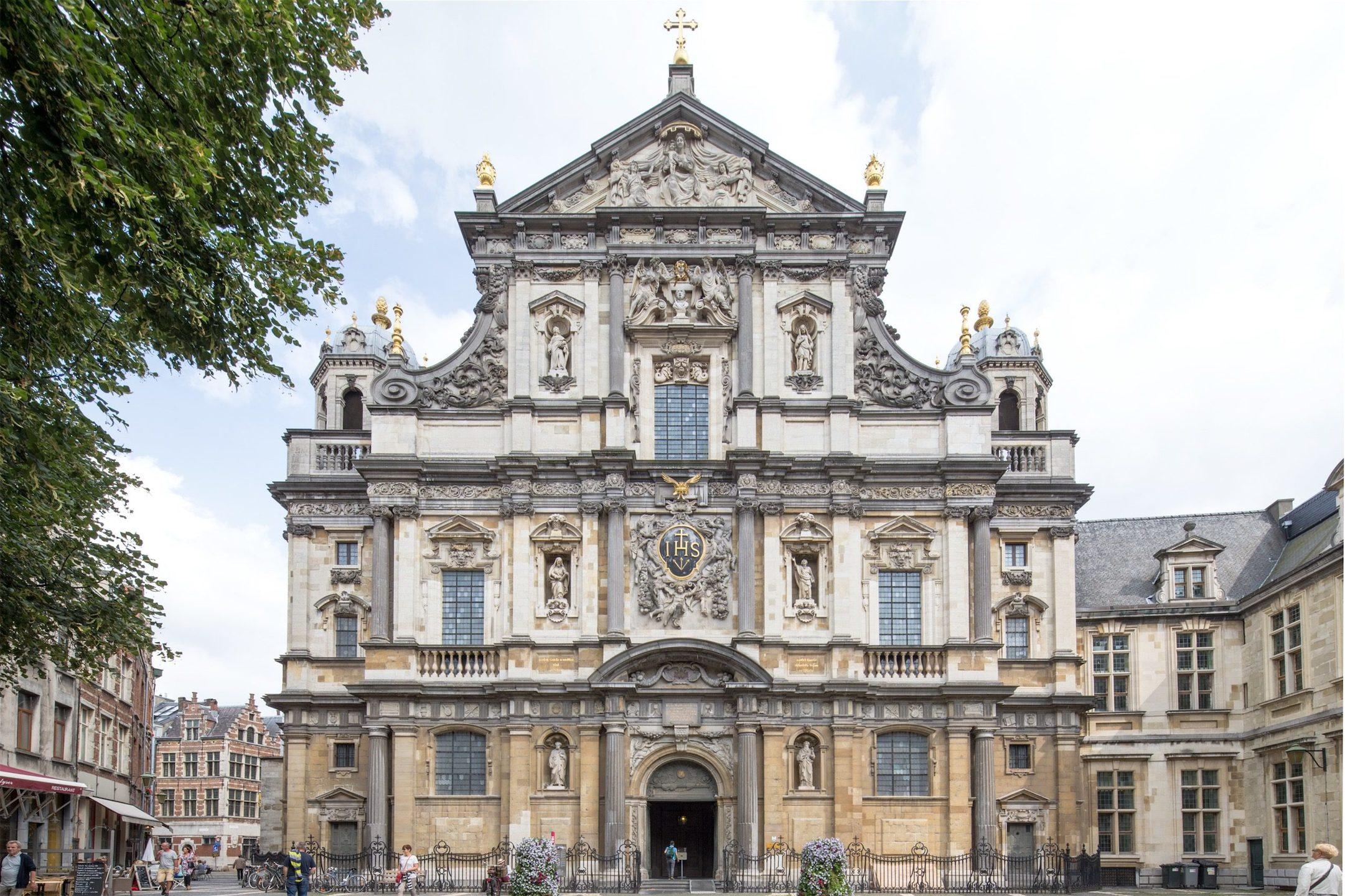 Carolus Borromeuskerk Antwerpen