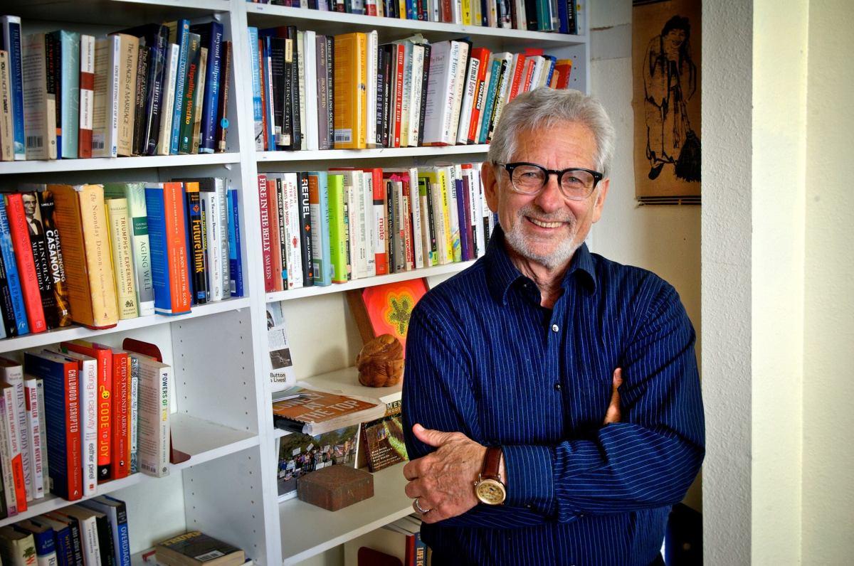 Psychotherapeut Jed Diamond