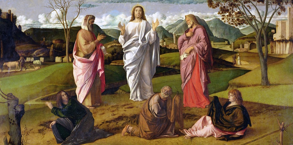 The Transfiguration, 1480