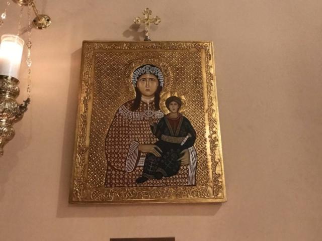 OLV van Aradin voor de vervolgde christenen