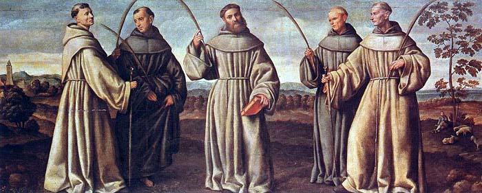 Martelaren van Marokko