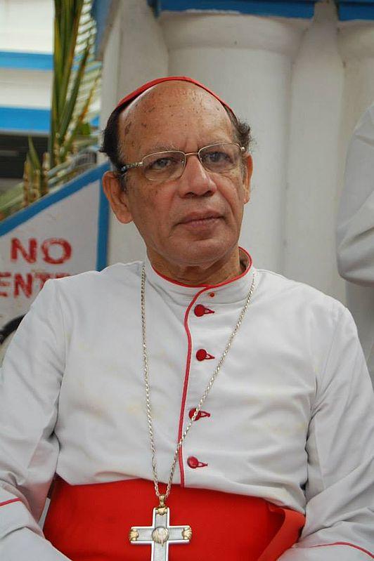 Kardinaal Oswald Gracia