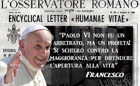 Paulus VI een profeet