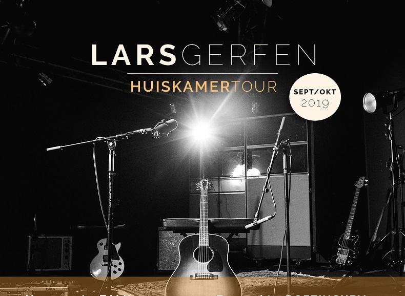 Lars Gerfen – Huiskamertour 2019