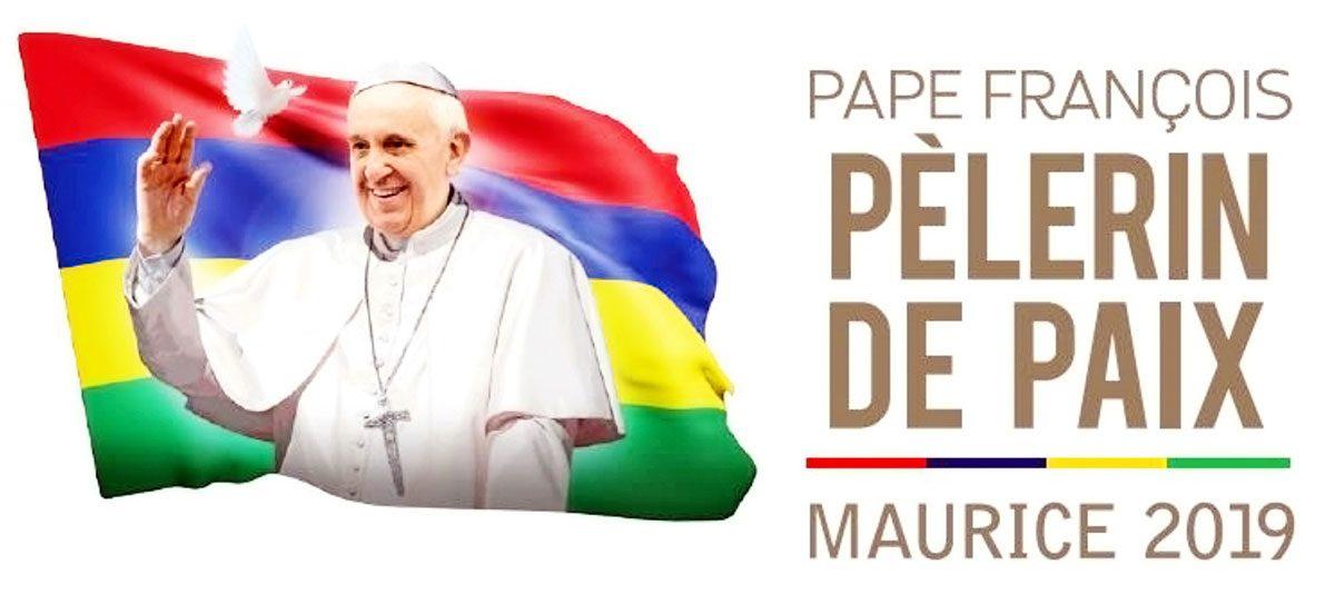 Paus op Mauritius