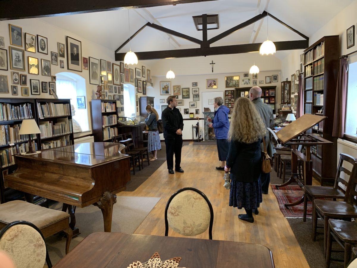 Bibliotheek in Littlemore