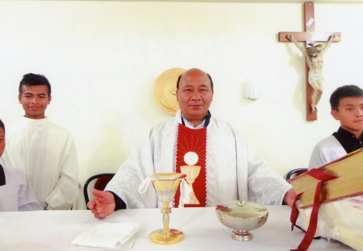 1357 Missae Ordinariae 23 diocesan priests working in Nongstoin Diocese