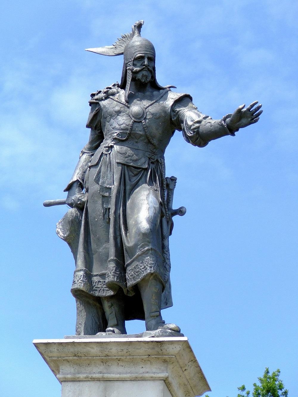 Grootvorst Árpád