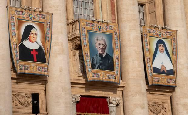 Heiligverklaring Kardinaal Henry Newman