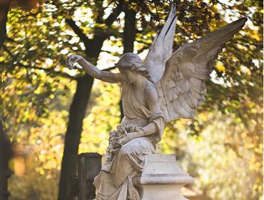 dialoog met engel