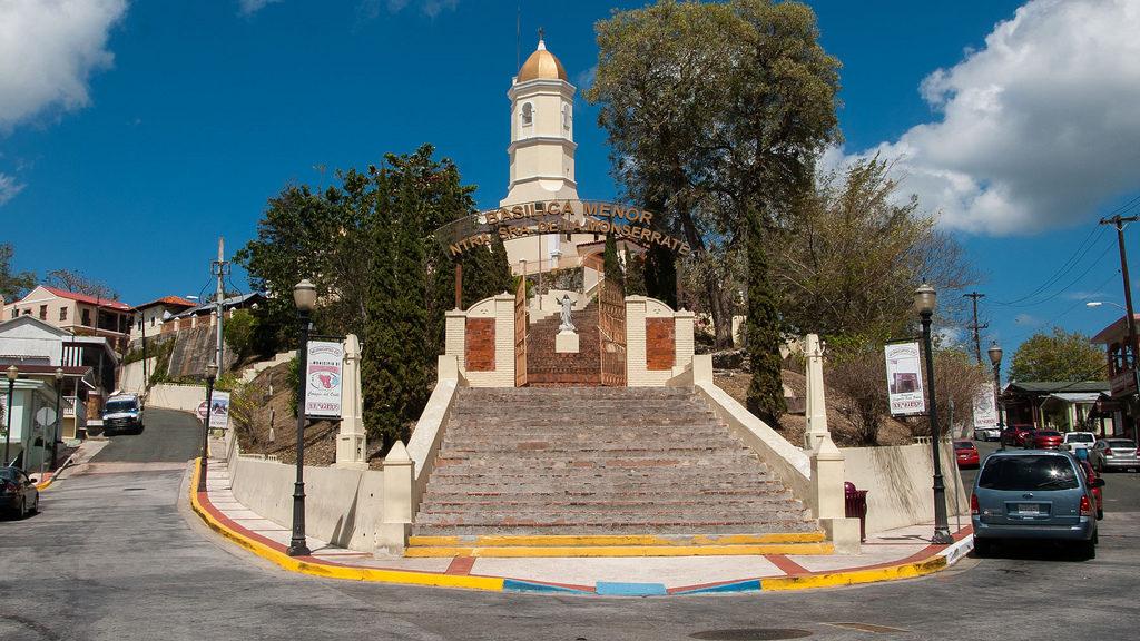 Basiliek OLV van Montserrat in Hormigueroz