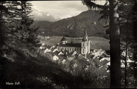 Mariazell in 1932