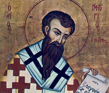gregorius van nyssa
