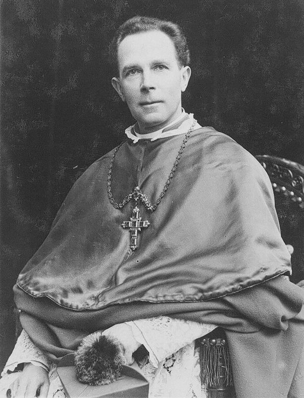 Bisschop Hendrik Lamiroy