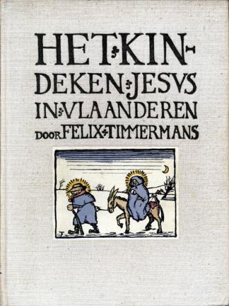 Het kindeken Jezus in Vlaanderen
