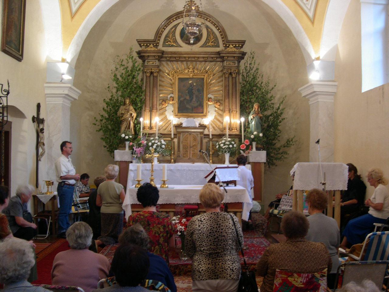 Kerk in Borko