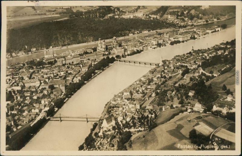 Passau in 1933