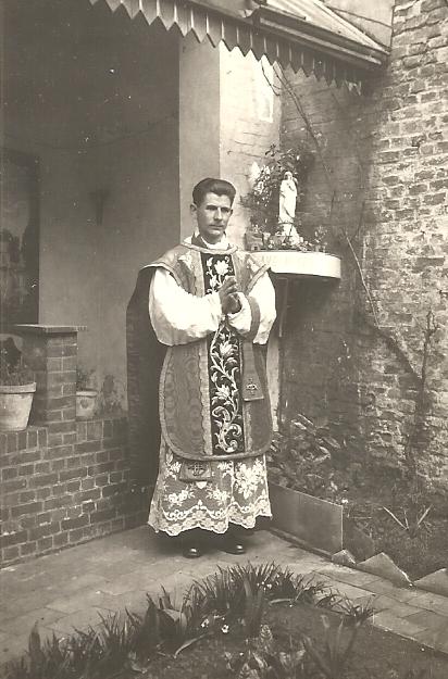 Priesterwijding Istvan