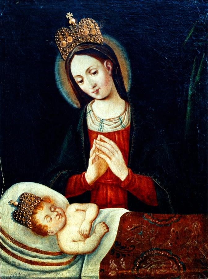 The Irish Madonna of Gyor