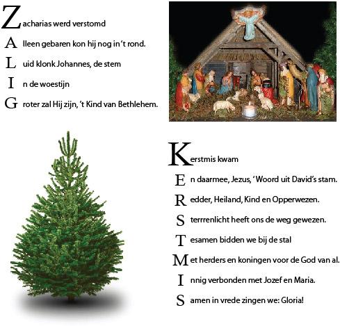 kerstgedicht
