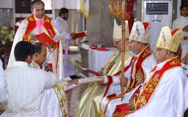 Bisschopswijding Mar Jose Pulickal