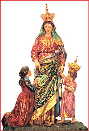 Heiligdom Madonna van Basella