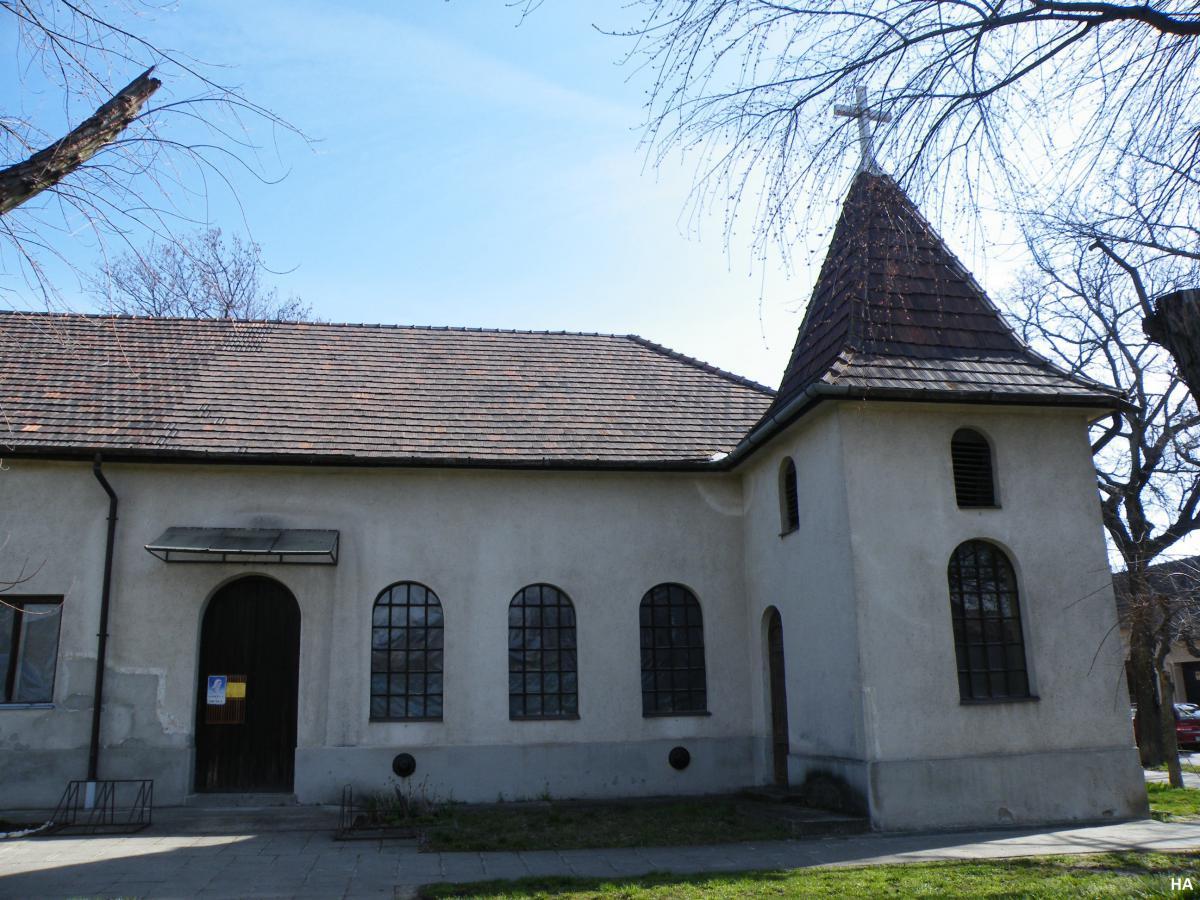 Kapel in Kis-Vac