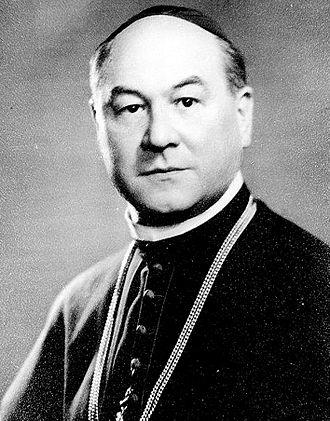 Mgr Apor Vilmos