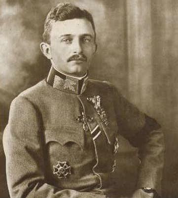 Zalige Koning Karel van Hongarije