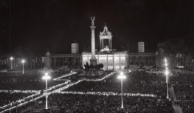 Eucharistisc Congres Boedapest 1938