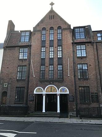 Kerk van O.L.V van Halle in London