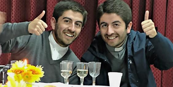 Pr. Paulo en Filipe