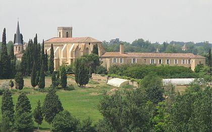 Abdij Sainte Marie de Boulaur