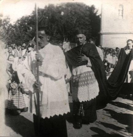 Kardinaal Jozef Mindszenty Mariajaar 1947
