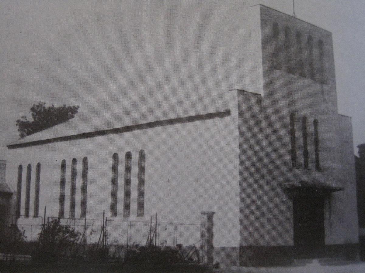 Kerk van Szàlkszentmàrton