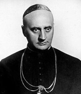 Bisschop János Scheffler
