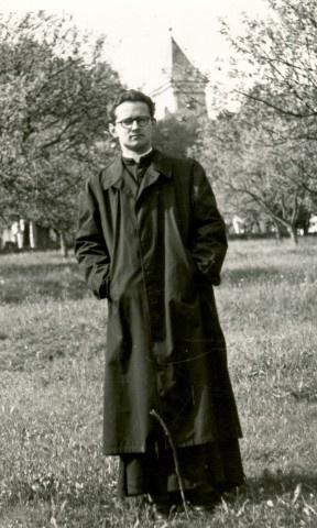 Pater János Brenner