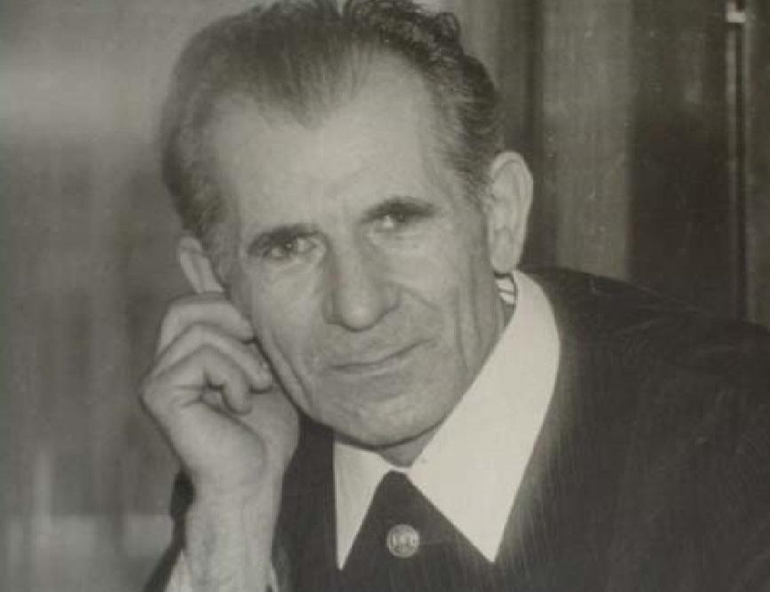 Pr. Istvan in 1972