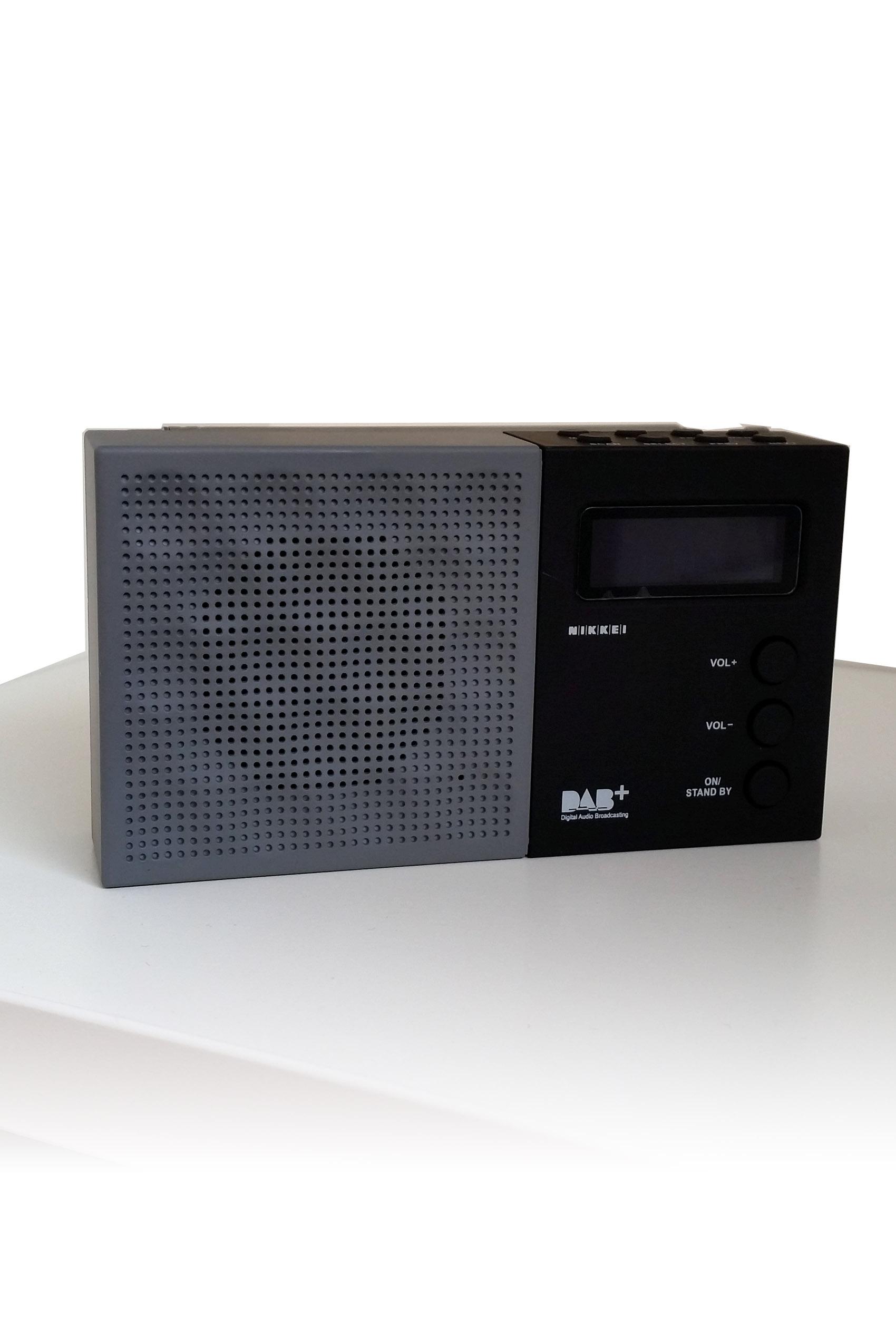 Nikkei radio (klein formaat)
