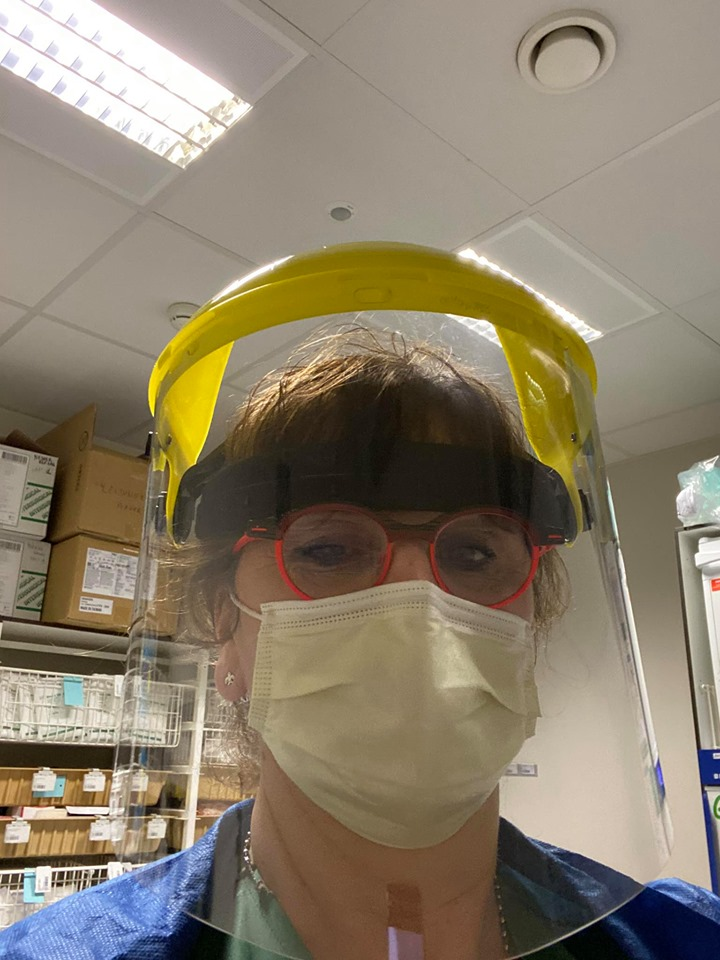 Verpleegster Ilse