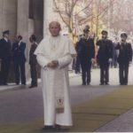 De Paus in Ieper