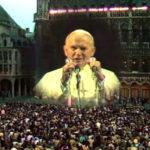 De paus in Brussel