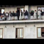 De zusters van Santo Domingo in Valladolid