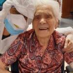 Oma Ada Zanusso 104 jaar