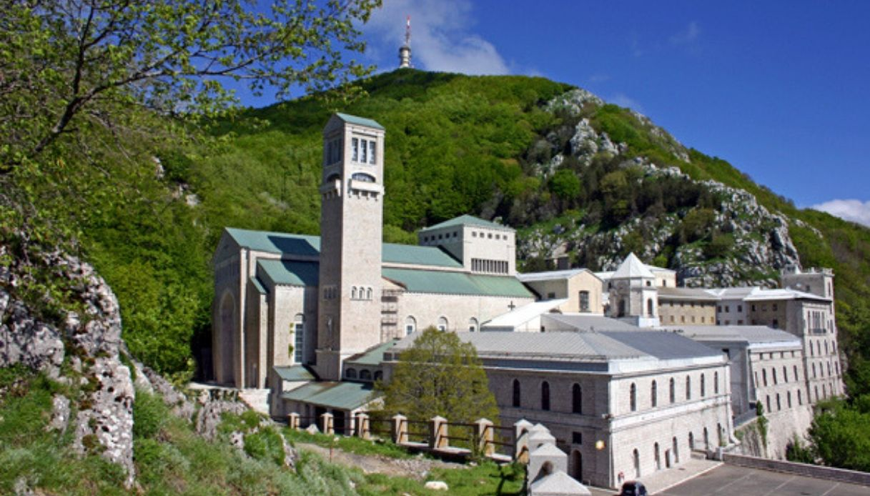 Heiligdom van Monte Vergine