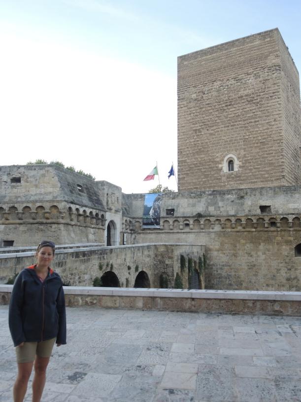 In Bari