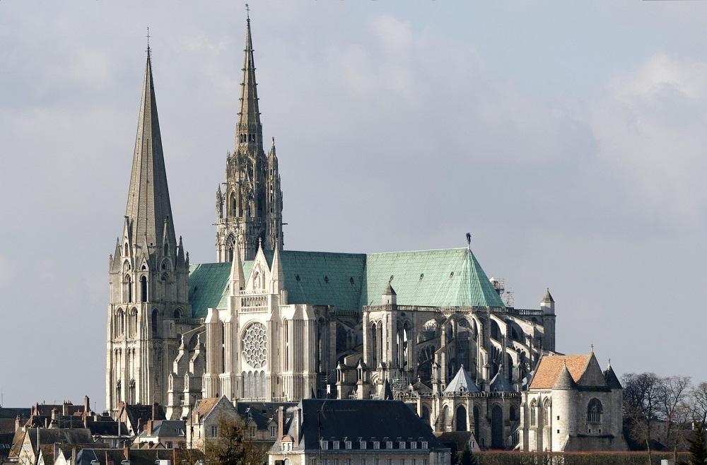 Kathedraal Chartres